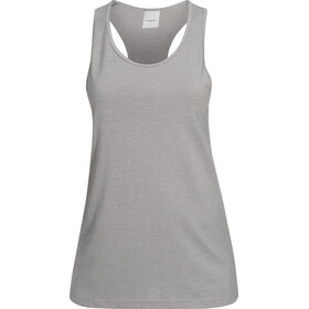 Peak Performance W's Track Tank Med Grey Mel